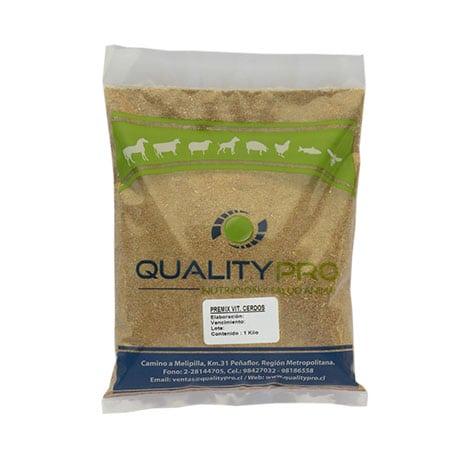 Premix Vitaminico Cerdos - Qualitypro