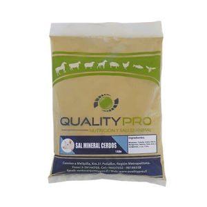 Sales Minerales Cerdos - qualitypro