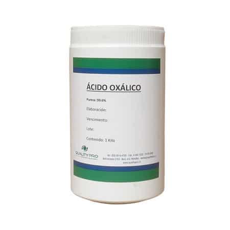 Acido Oxalico - qualitypro