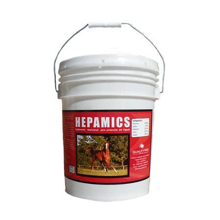 Hepamics - Quality Pro